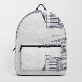 Accordion Backpack