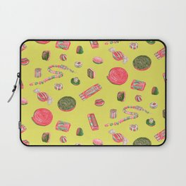Old Fashioned Boiled Sweets by Chrissy Curtin Laptop Sleeve