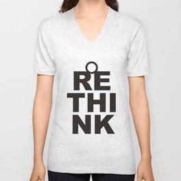 ReThink Unisex V-Neck