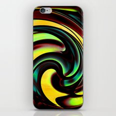 Meteoric iPhone Skin