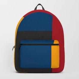 Mid Century Modern Vintage 18 Backpack