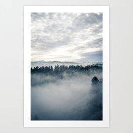 Neverland v3 Art Print