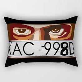 Van Damn Van Rectangular Pillow