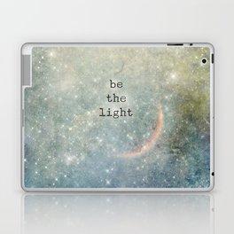 be the light Laptop & iPad Skin