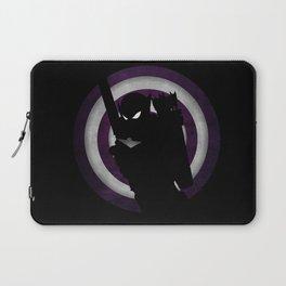 SuperHeroes Shadows : Hawkeye Laptop Sleeve