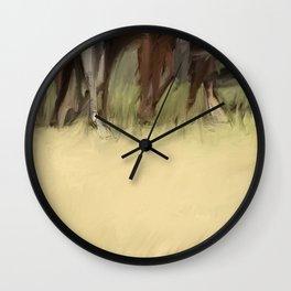 paso a paso Wall Clock