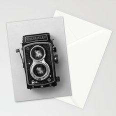 Rolliflex Camera Stationery Cards