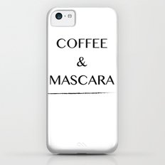Coffee & Mascara Slim Case iPhone 5c