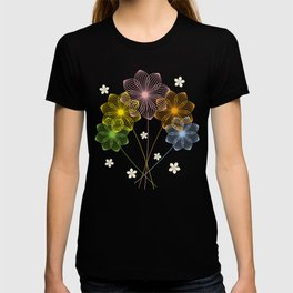 Blooming Flowers T-shirt