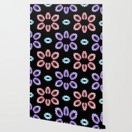 Kaleido Widflowers Wallpaper