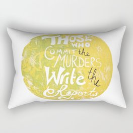 Ida B. Wells-Barnett Rectangular Pillow