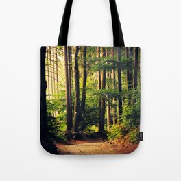 Woods Are Calling Tote Bag