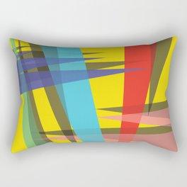 Ambient 19 yellow Rectangular Pillow
