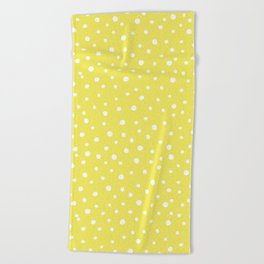 lemon Beach Towel