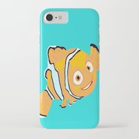 nemo iPhone & iPod Cases featuring Nemo by Roythehuman