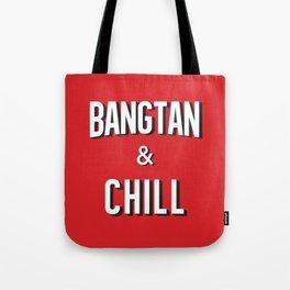 BANGTAN & CHILL Tote Bag