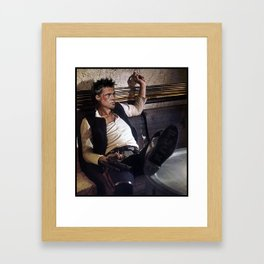 Geek Club III Framed Art Print
