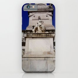 Monument aux girondins 1 iPhone Case
