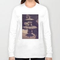 serenity Long Sleeve T-shirts featuring Serenity by Strange Charm