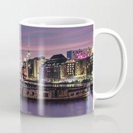 Berlin Purple Coffee Mug
