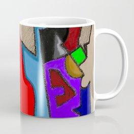 Abstract Dailey 451 Coffee Mug