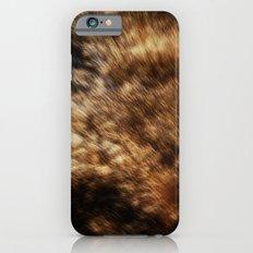 fur blur iPhone 6s Slim Case