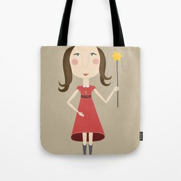 Fairy Monique.  Tote Bag