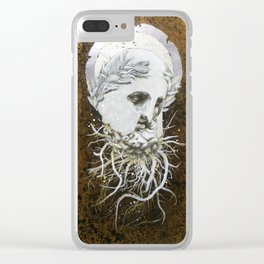 """""""The Relics of War"""" Clear iPhone Case"""