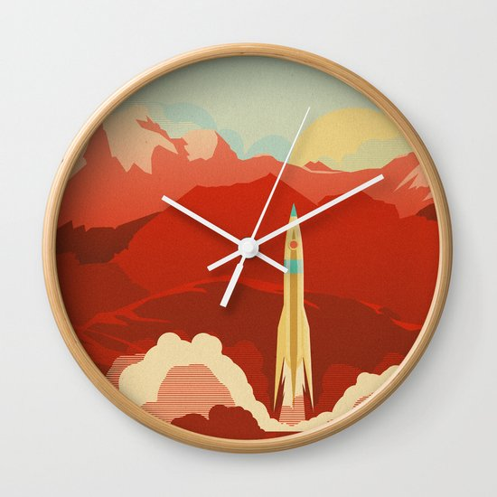 The Uncharted Wall Clock