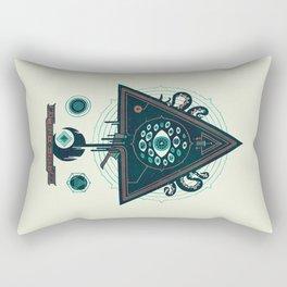 All Seeing Rectangular Pillow