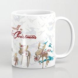 Moosey Little Christmas Coffee Mug