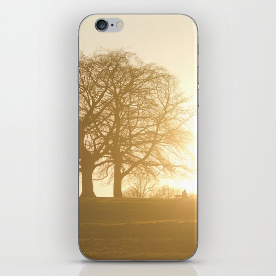 The light within us iPhone & iPod Skin