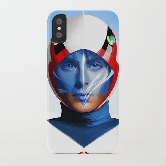 ACE GOODHEART iPhone Case