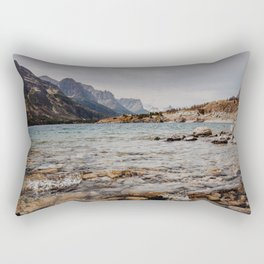Lakeside at St. Mary's Rectangular Pillow