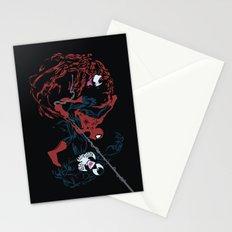 Spider-man - Carnage VS Spidey VS Venom Stationery Cards