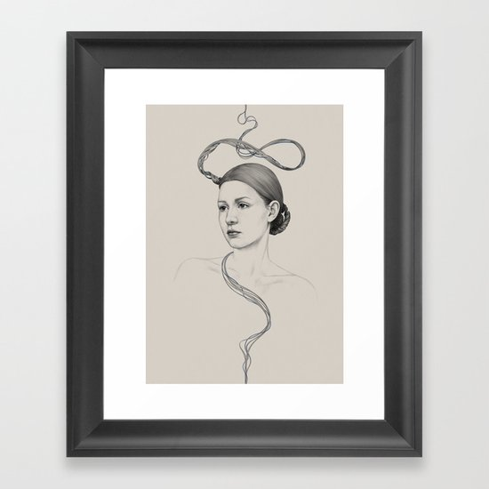 268 Framed Art Print