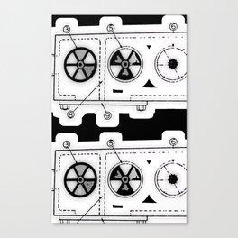 Communications Canvas Print