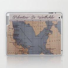 Adventure Is Worthwhile Laptop & iPad Skin