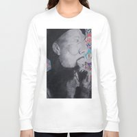murakami Long Sleeve T-shirts featuring Common Murakami by Jeremy Tolbert (A.M.P. Artwork)