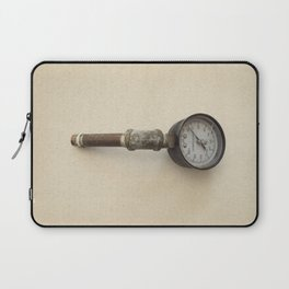 The Forgotten Workshop series- Pressure Gauge Laptop Sleeve