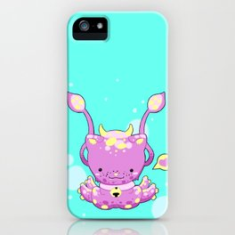 Monster Octo-Kitty iPhone Case