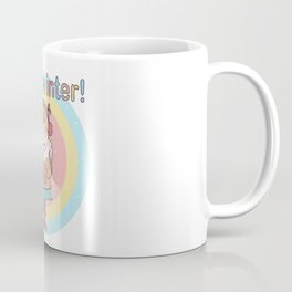 Winter Cutie Coffee Mug