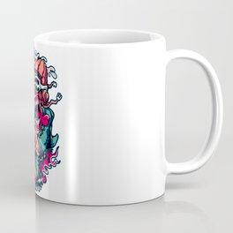 Scooter Driver - GREEN Coffee Mug