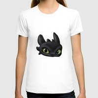 toothless T-shirts featuring Toothless by joysapphire