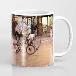 Performance Art on the Streets of Bucktown, Chicago 04 Coffee Mug