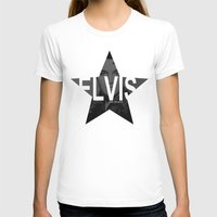 elvis T-shirts featuring Elvis by JHC Studio
