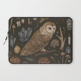 Harvest Owl Laptop Sleeve