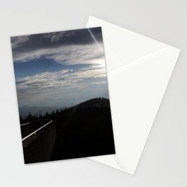 Great Smoky Mountains Clingmans Dome Stationery Cards
