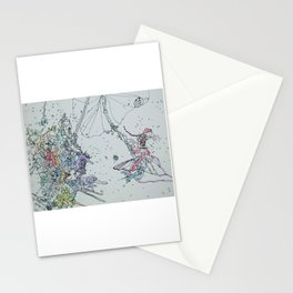 Leave of Absence Stationery Cards