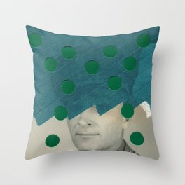 Wizard Of O. Throw Pillow